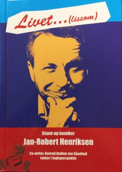 shop livet lissom boken til jan-robert henriksen